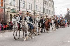 Hongaren-dag stock afbeelding