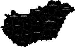 Hongarije Stock Afbeelding