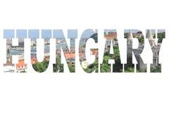 hongarije Royalty-vrije Stock Foto's