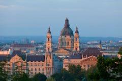 Hongarije, Boedapest Stock Foto's
