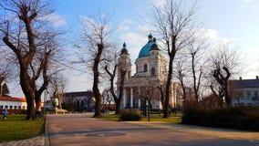 Hongarije-Cegléd Royalty-vrije Stock Foto