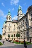 Hongarije - Gyor Stock Afbeelding