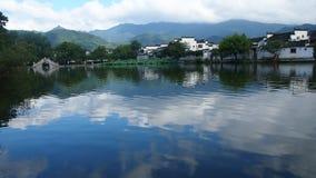Hongcun av Kina Royaltyfri Foto