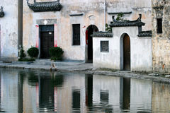 Hongcun,China Stock Photo