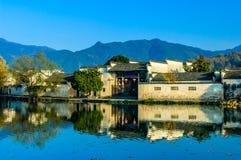 Hongcun de Anhui Imagens de Stock Royalty Free