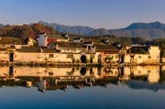 Hongcun de Anhui Foto de Stock Royalty Free