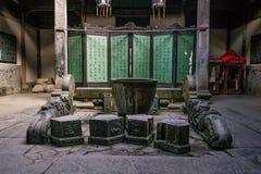Hongcun-Dorf stockfotos