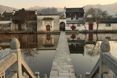 Hongcun Village Royalty Free Stock Image