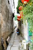 Hongcun Village Stock Image