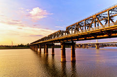 Hongdu Bridge Stock Image