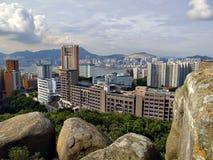 Hongkong Stock Fotografie