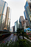 HONGKONG royaltyfri bild