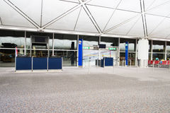 Hongkong airport Stock Photography