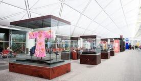 Hongkong airport Royalty Free Stock Image