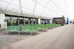 Hongkong airport Royalty Free Stock Images