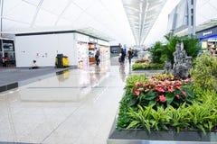 Hongkong airport Royalty Free Stock Photo