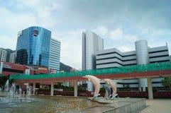 Hongkong, China: Building Landscape Royalty Free Stock Photo