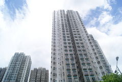 Hongkong, China: City Building Royalty Free Stock Photo