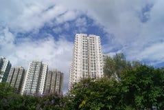 Hongkong, China: City Building Royalty Free Stock Photos