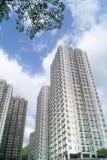 Hongkong, China: City Building Royalty Free Stock Images