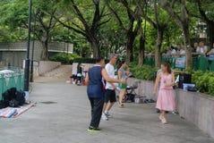 Hongkong, China: Tuen Mun Park Stock Photos