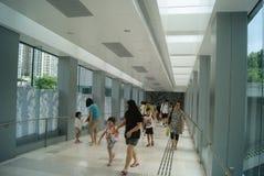 Hongkong, China: Tuen Mun Times Square Royalty Free Stock Photos