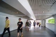 Hongkong, China: Tuen Mun Times Square Royalty Free Stock Photography