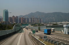 Hongkong, China: Urban Transportation Stock Photos