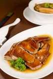 Hongkong chinese peking duck Royalty Free Stock Photos