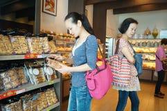 Hongkong, Chiny: Zakupy plac Zdjęcie Royalty Free