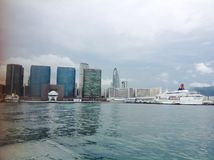 Hongkong City Stock Images