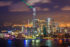 HongKong Cityscape Stock Photo