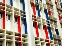 Hongkong apartments buildings Royalty Free Stock Images