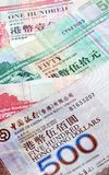 Hongkong Dollar Royalty Free Stock Photos