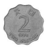 Hongkong-Dollar Lizenzfreie Stockfotos