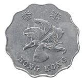 Hongkong-Dollar Stockbild