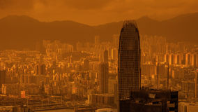 Hongkong Evening Royalty Free Stock Photography