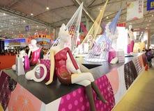 Hongkong fashion pavilion Royalty Free Stock Photo