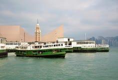 Hongkong ferry Stock Images
