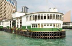 Hongkong ferry Royalty Free Stock Image