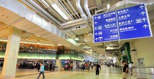 Hongkong horse racing club interior Stock Image