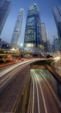 Hongkong IFC Royalty-vrije Stock Fotografie