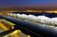 HongKong International Airport Stock Photos