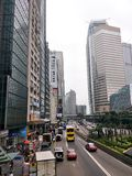 Hongkong Island. Building in Hongkong island Stock Photo