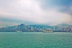 Hongkong island Stock Images