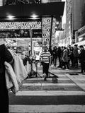 The street view of HK Royalty Free Stock Images