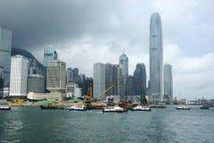 HONGKONG LANDSCAPE stock image