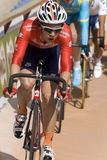Hongkong Rider at Asian Cycling Championships 2012 Stock Image