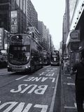 Hongkong& x27;s Traffic Stock Images