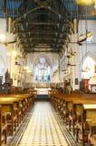 Sławna St. John katedra w Hong Kong Zdjęcia Royalty Free